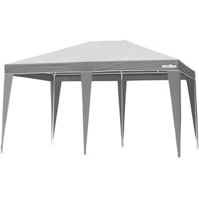 Brunner Isola II SP Tente 3x4m, white/dark grey